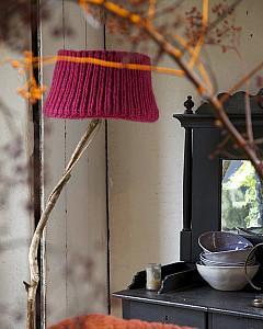 Houten vloerlamp landelijke stijl   wooden rustic floor lamp by www.dutchdilight.com